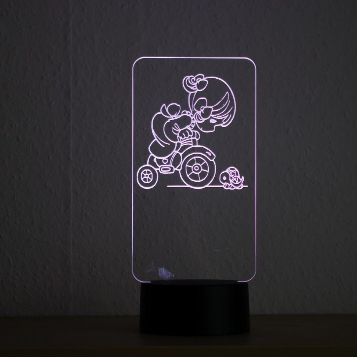 LED-Lampe-Motiv-Kind_Rad
