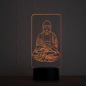 LED-Lampe-Motiv-Budda_1