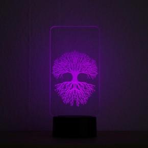 LED-Lampe-Motiv-Baum_2