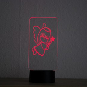 LED-Lampe-Motiv-Engel_1